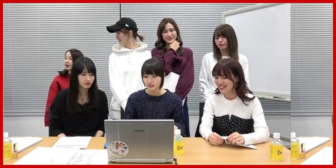 [動画あり]Showroom 「アップアップガールズ(仮)の戦場(仮)チーム・負けん気SP」 Vol.191 UP UP GIRLS kakko KARI