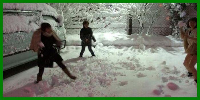 【追加】【画像157枚】竹内朱莉「昨日の撮影終わりに和田さんとかななんとスタッフさん達と雪で遊びましたーーーー笑笑」