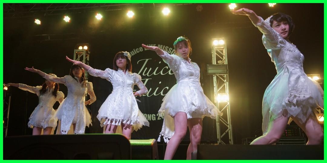 【動画あり】動画で見るJuice=Juice 台湾&香港ライブ
