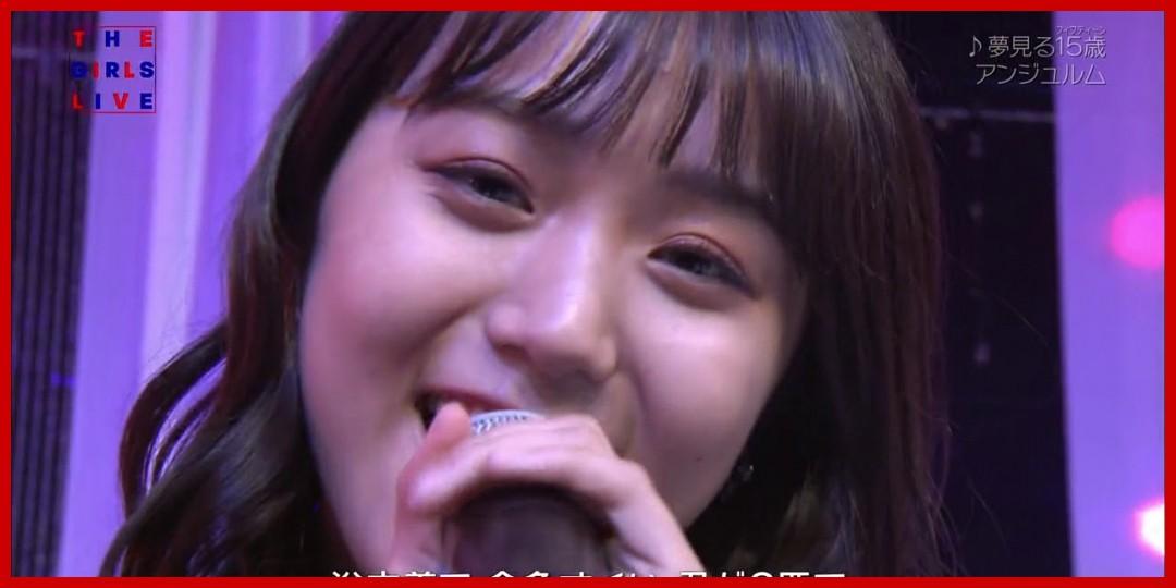 [動画あり][アンジュルム]夢見る 15歳/アンジュルム (2019-01-13)