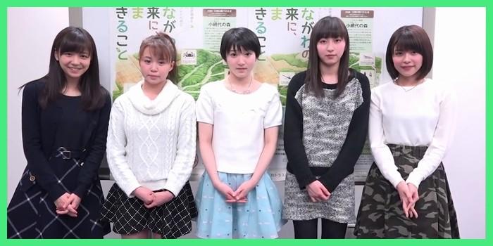 【動画あり】Juice=Juiceのメンバーが、どんぐりクラフトに挑戦!