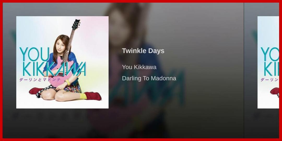 [動画あり][吉川友]Twinkle Days