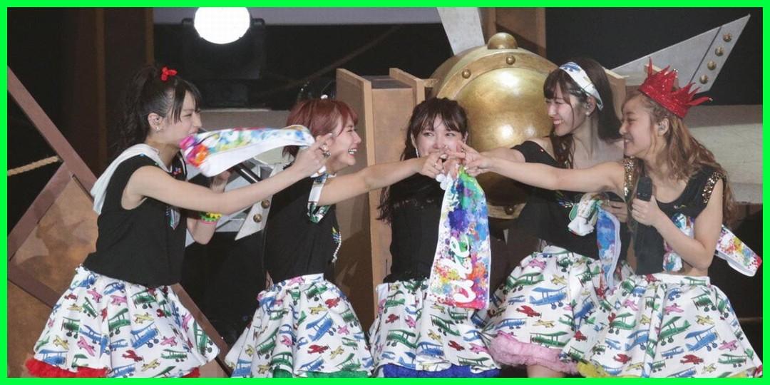 【エンタメ画像】℃-ute 終了後の新横浜周辺はやはり混雑してましたね