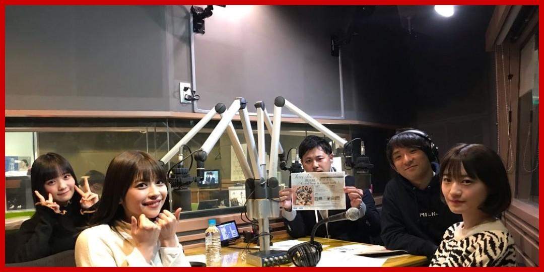 [動画あり][金澤朋子/稲場愛香]沈黙の金曜日(2019-02-08)