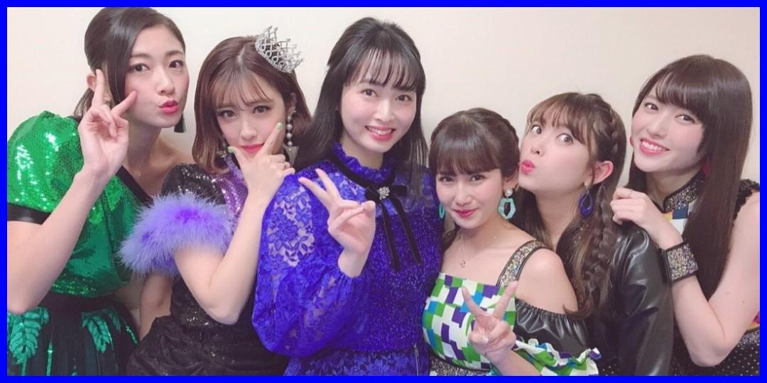 [癒してイベレポ][OG:℃-ute/OG:Berryz工房]Hello! Project 20th Anniversary!! Hello! Project 2019 WINTER〜YOU  I〜(2019-01-02 東京)