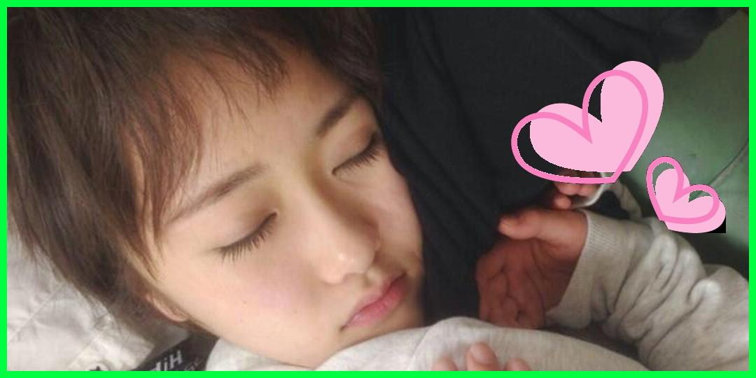 あゆみんブログで舞台本番前のどぅ~の寝顔を激写!