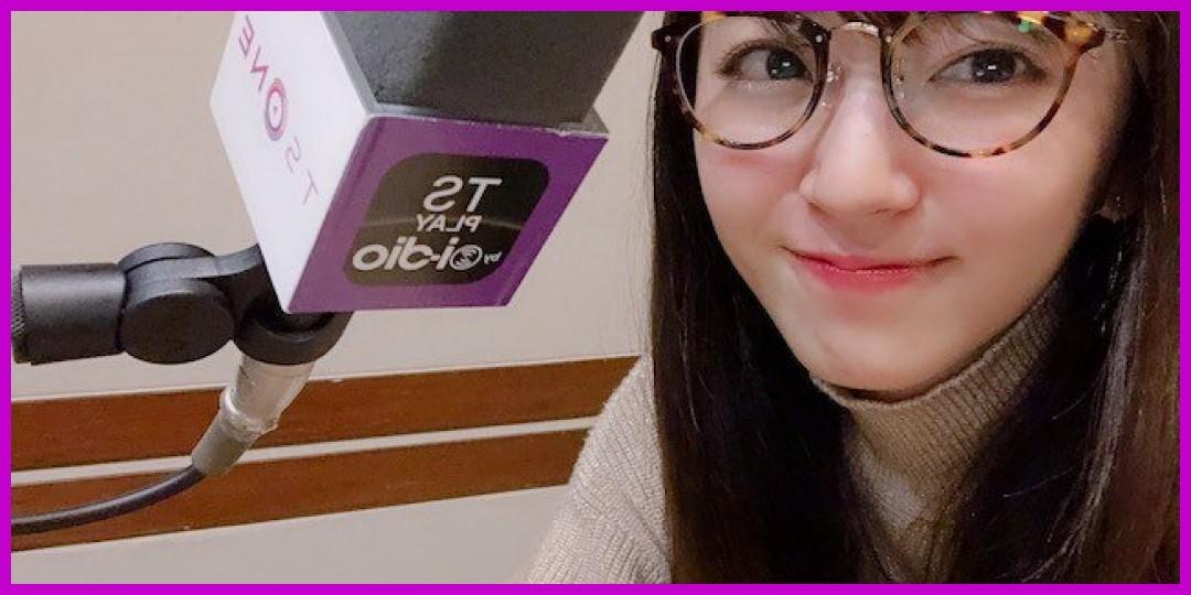 [ご紹介][鈴木愛理]鈴木愛理 生放送で早口トーク 思わず言ってしまった言葉とは!?(2018-12-27)
