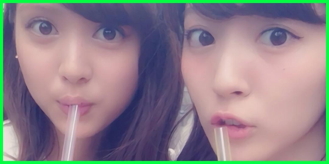 松元絵里花さん 愛理ちゃんとツーショット写真を載せてますよ