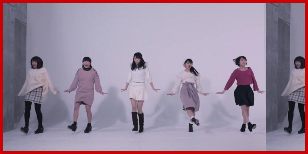[動画あり]フユトテトテ アップアップガールズ(2) Dance ver.