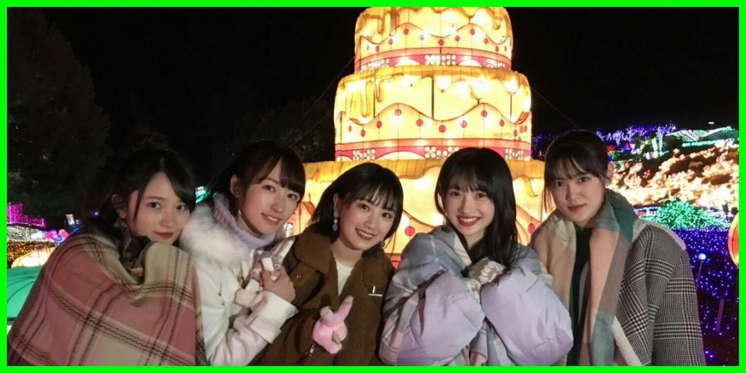 [森戸知沙希/小関舞]一緒に寝る?!(2019-01-31)