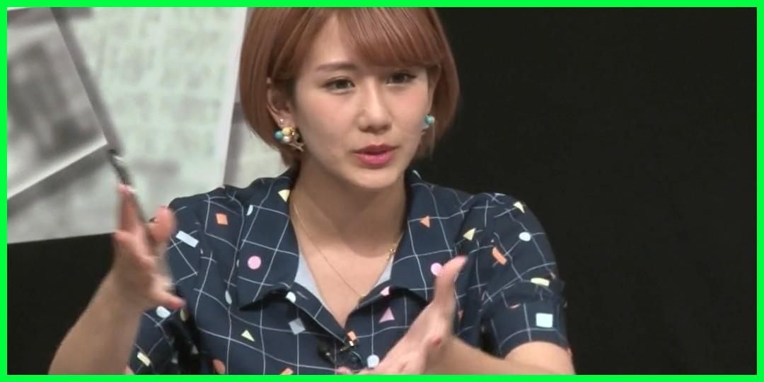 【動画あり】岡井千聖[お願い!ランキング1部]