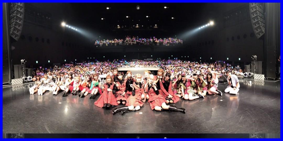 [癒してイベレポ][アップアップガールズ(仮)(2)]GIRLS IDOL SPLASH!!(20180817東京)