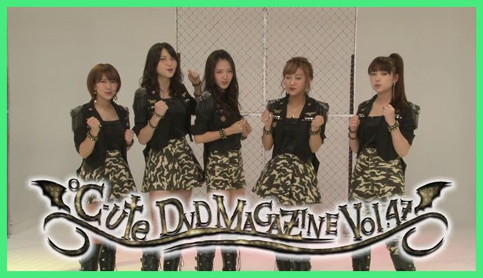 ℃-uteコンサートツアー2014秋~モンスター~ グッズ公開!