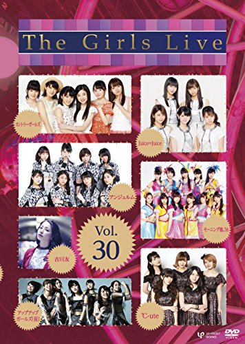 The Girls Live Vol.30 [DVD]