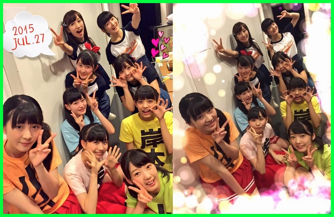 萌えてお出かけ カントリー・ガールズ ライブツアー2015 UMEDA CLUB QUATTRO(大阪)