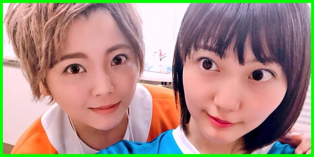 アップアップガールズ(仮)<!--zzzアップアップガールズ(仮)/新井愛瞳/zzz-->