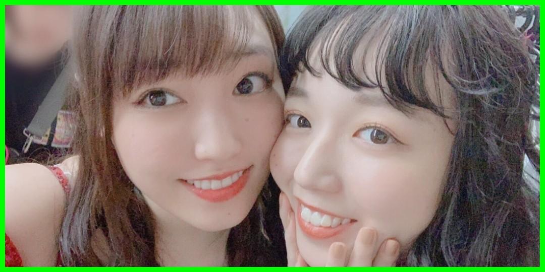 熊井さんと☆譜久村聖