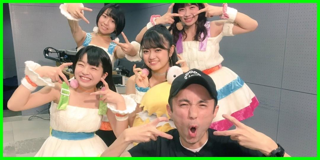 [アップアップガールズ(2)]新年1発目のHOT WAVE放送です!by テレ玉音楽スタッフさん(2019-01-12)