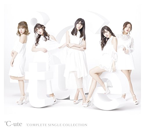 【Amazon.co.jp限定】℃OMPLETE SINGLE COLLECTION(初回生産限定盤B)(℃-ute オリジナルクリアファイル(Amazon.co.jp ver.)付)