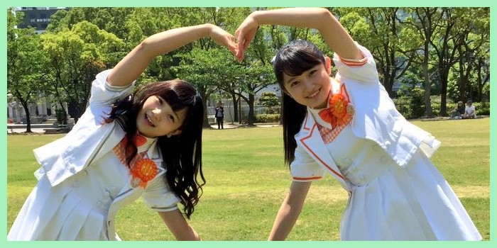 【エンタメ画像】【音あり】稲場愛香・森戸知沙希[9ヂカラ]初キャンペーン
