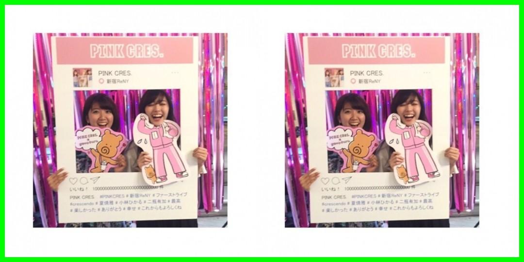 PINKCRES.<!--zzzPINKCRES./鈴木愛理/徳永千奈美/zzz-->