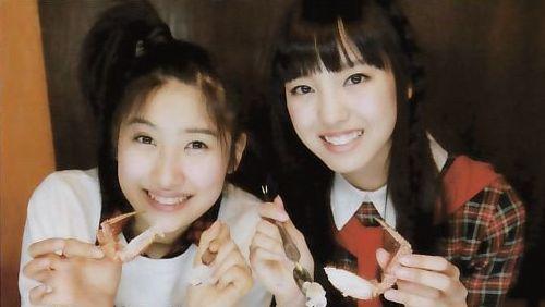 【画像3枚】モーニング娘。'14  飯窪春菜 佐藤優樹