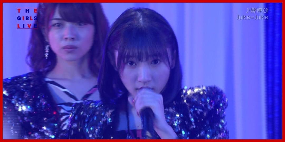 [動画あり][Juice=Juice]背伸び(181202) The Girls Live ver.