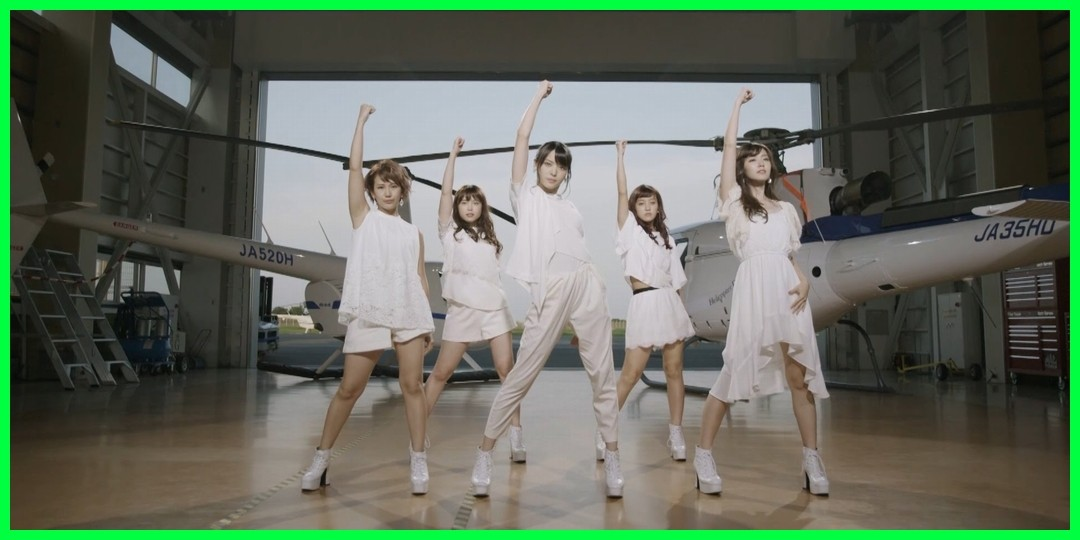 【動画あり】℃-ute『嵐を起こすんだ Exciting Fight!』(℃-ute[Make a Storm Exciting Fight!]) (Promotion Edit)