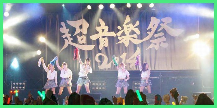 萌えてお出かけ℃-ute『超音楽祭2014@ニコニコ超会議3』