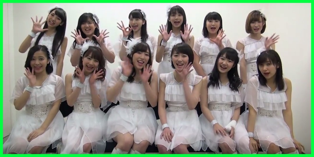 【動画あり】新年のあいさつ=モーニング娘。'16編