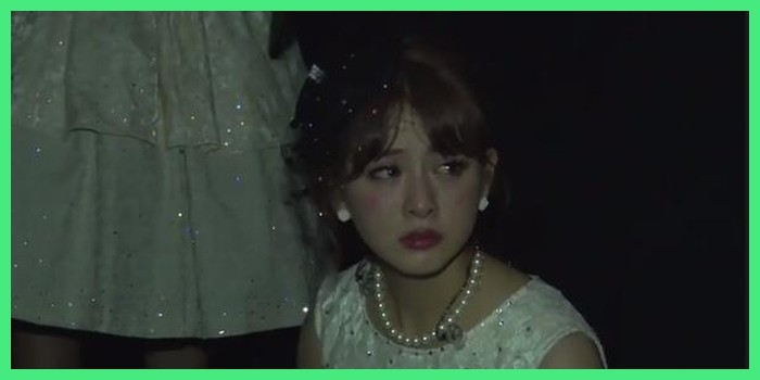 ラストコンサート終演後の梨沙子