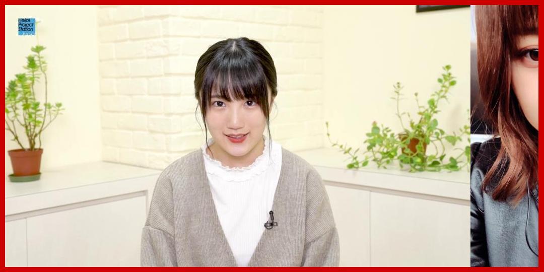 [動画あり]MC:船木結【ハロ!ステ#265】