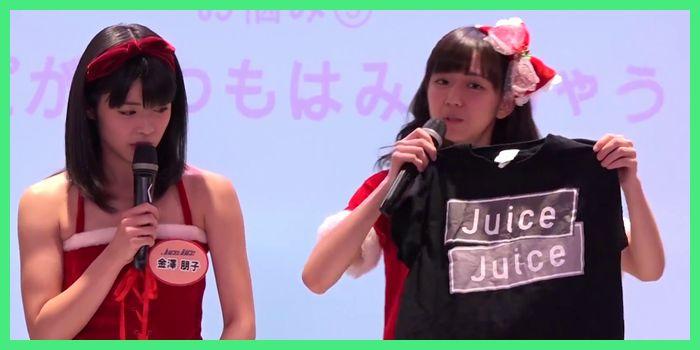 今日のJuice=Juice