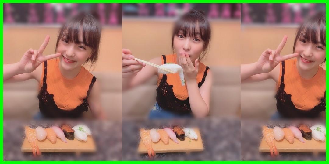 ハート1個なの 清野桃々姫♡