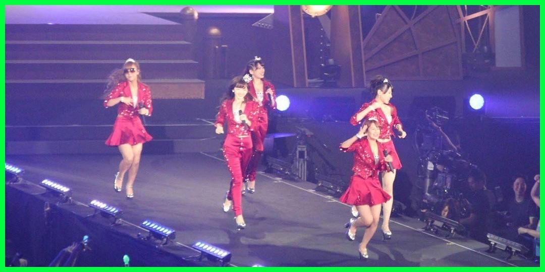 萌えてお出かけ ℃-ute 9→10(キュート)周年記念℃-uteコンサートツアー2015春 ~The Future Departure~ 横浜アリーナ(神奈川)part4