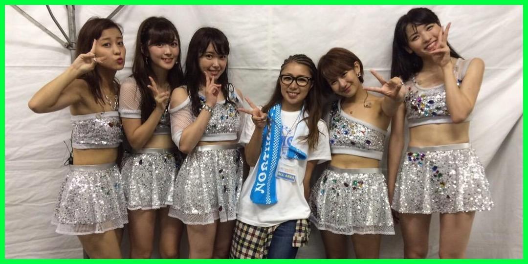 萌えてお出かけ ℃-ute Northern Music Circuit 2015@新潟・南浜船だまり Dream Stage マリーナステージ