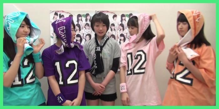 【動画あり】12期のメンバーカラーが発表されています~「モーニング娘。'15工藤 遥と12期メンバーのGRADATIONグッズ紹介 」