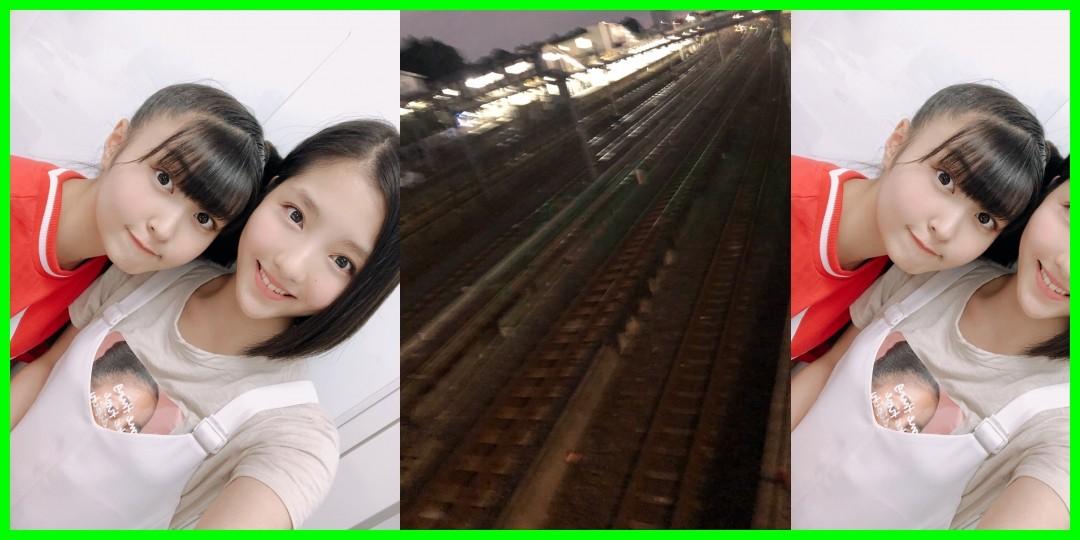 YELLOW…ORANGE…♥一岡伶奈
