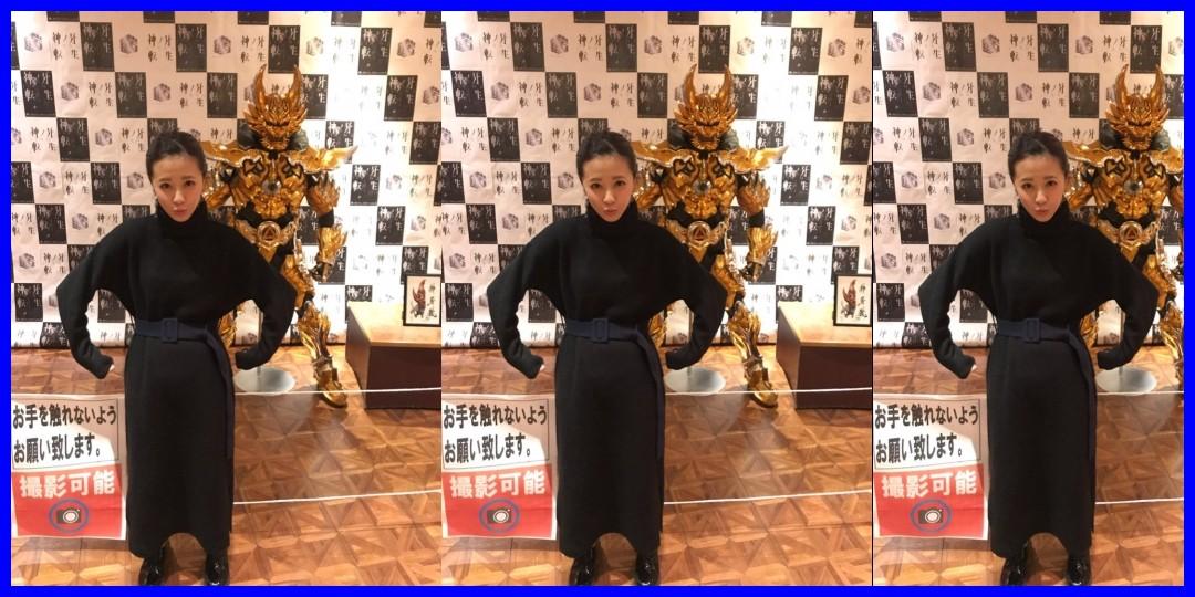 [癒してイベレポ][仙石みなみ/清水佐紀]舞台「「牙狼(GARO)神ノ牙-JINGA-転生」〜消えるのは俺じゃない、世界だ。〜」(2019-01-06 東京)