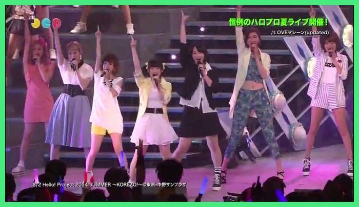 Berryz工房無期限活動休止が話題に【動画あり】[JAPAN COUNTDOWN]