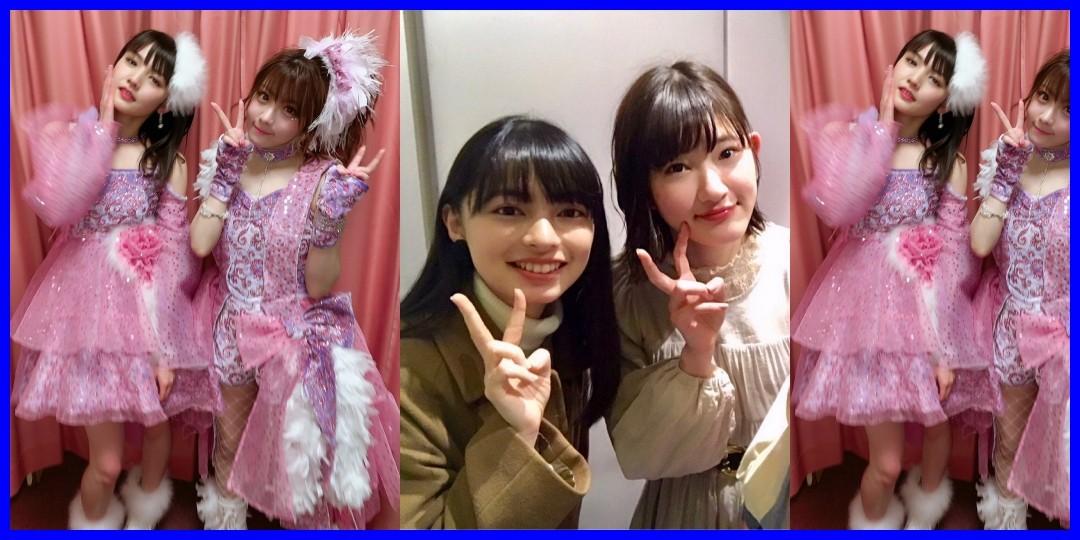 [癒してイベレポ][田中れいな/道重さゆみ]Hello! Project 20th Anniversary!! Hello! Project 2019 WINTER(2019-02-03)