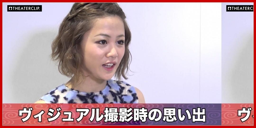 【動画あり】舞台「暁のヨナ」キャストインタビュー【新垣里沙】