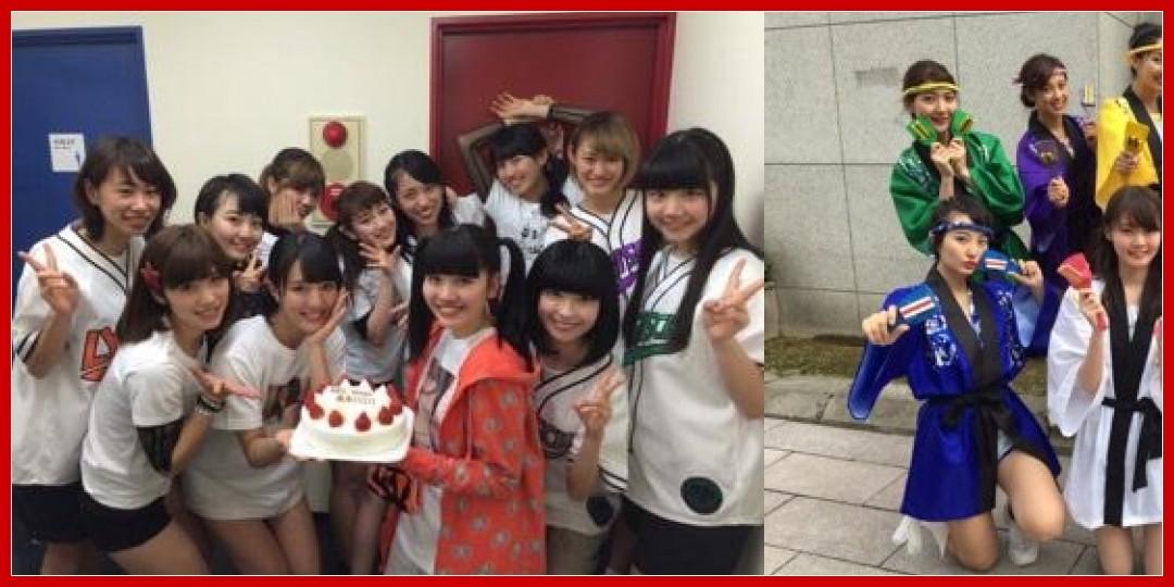 [動画あり]Showroom 「アップアップガールズ(仮)の戦場(仮)」 Vol.163 UP UP GIRLS kakko KARI