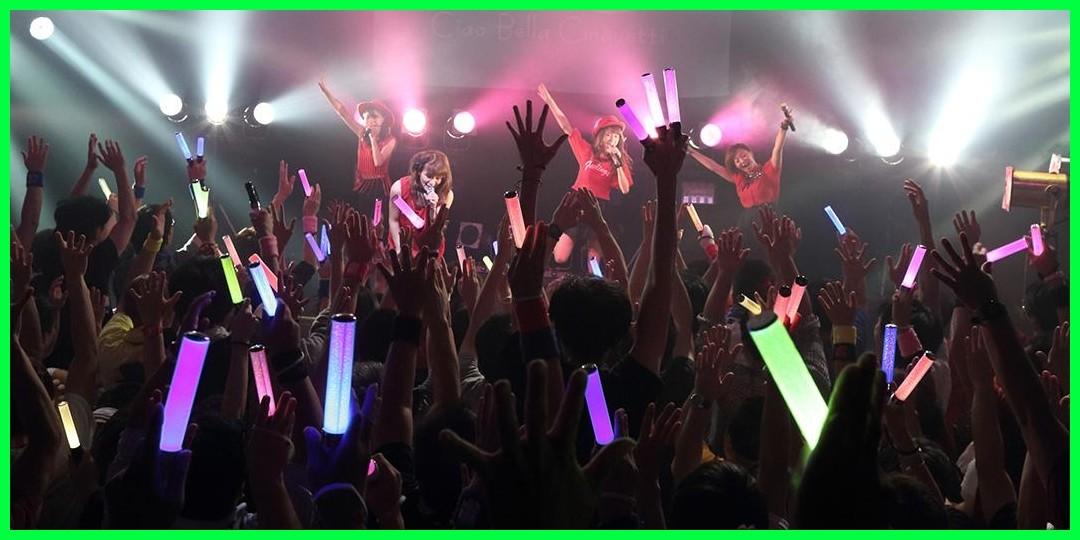 萌えてお出かけ チャオ ベッラ チンクエッティ LIVEツアー2015秋~THE STORY IS NEVER-ENDING~@東京・TSUTAYA O-WEST