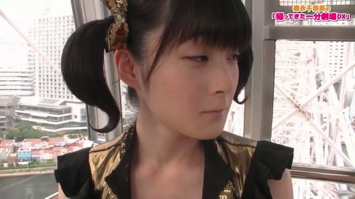 Berryz工房 スタッフ「お待たせしました!」(^_^;)『徳永千奈美の「帰ってきた一分劇場DX』#4