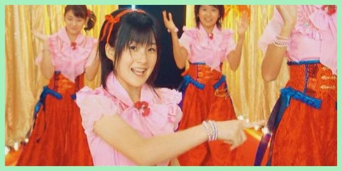 【エンタメ画像】桃智桜さん Berryz工房「胸さわぎスカーレット」を初披露!