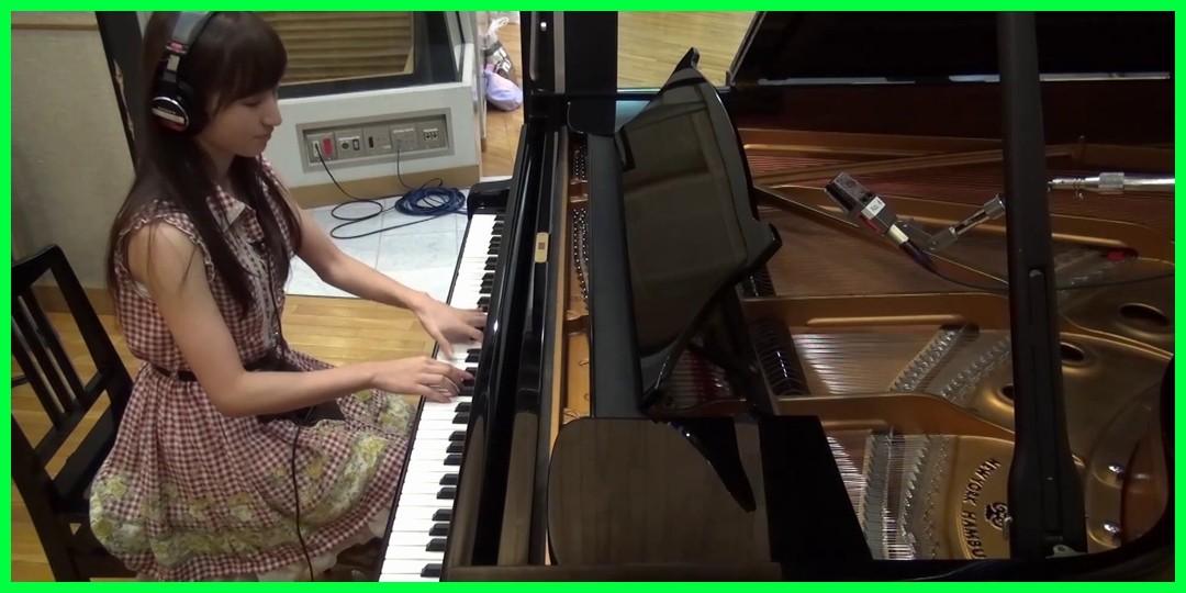【画像47枚】山木梨沙 ピアノを華麗に弾くお嬢様
