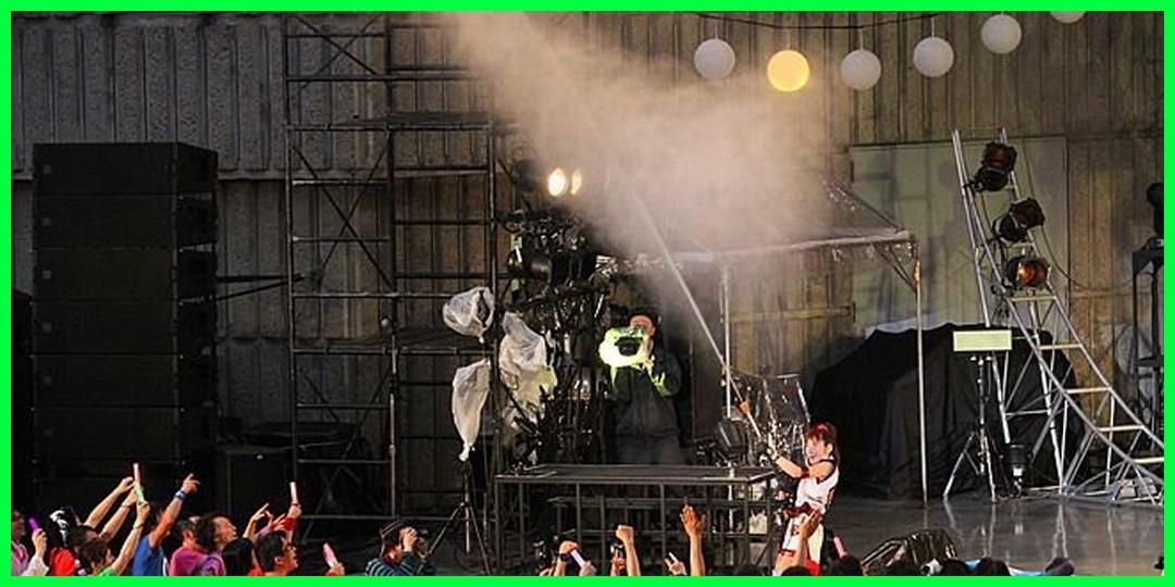 【動画あり】【画像29枚】【ご紹介】アップアップガールズ(仮)、野音に公演に3000人! ラストはビキニで大サービス