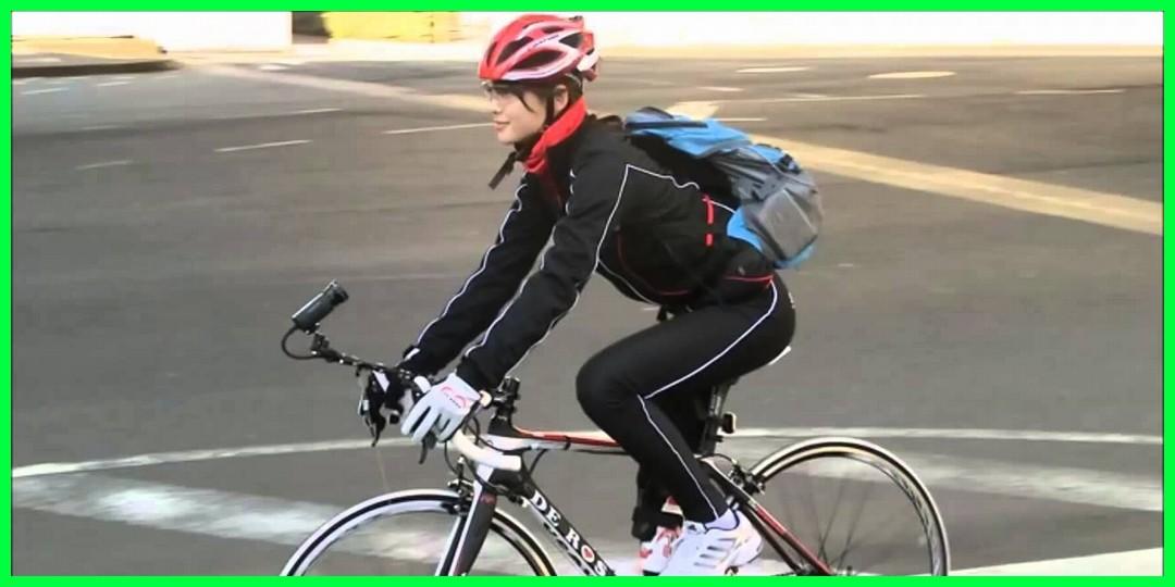 チャリカフェさん「【歓喜】TBSミラクルサイクルライフに℃-uteの矢島舞美さんゲスト出演」