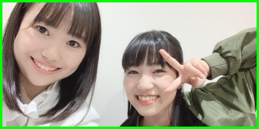 Juice=Juice工藤由愛&松永里愛《独占オフショット》対面の瞬間!